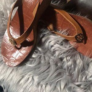 d086ca59deee Women s Tory Burch Cork Sandals on Poshmark